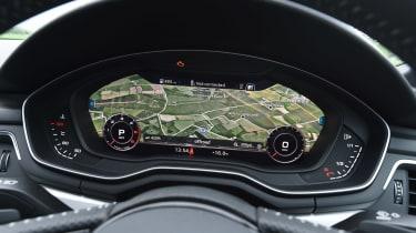 Audi A5 - Virtual Cockpit