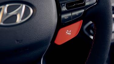 Hyundai i30 N Project C - race mode