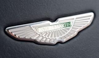Aston Martin DB11 - badge