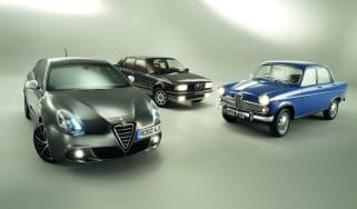 Alfa Romeo Giuliettas - past and present