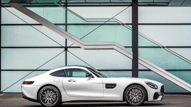Mercedes-AMG GT - side