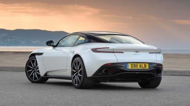 Aston Martin DB11 V8 - rear static