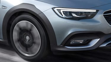 Vauxhall Insignia Country Tourer detail