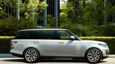 Range Rover PHEV - side