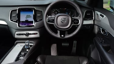Volvo XC90 long-term test - interior