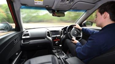 SsangYong Tivoli long-term final report - Lob driving
