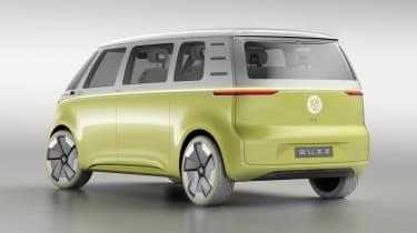 Volkswagen I.D. Buzz - rear