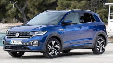 Volkswagen T-Cross - front static