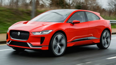 A to Z guide to electric cars - Jaguar I-Pace