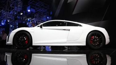 Frankfurt - Audi R8 V10 RWD - side