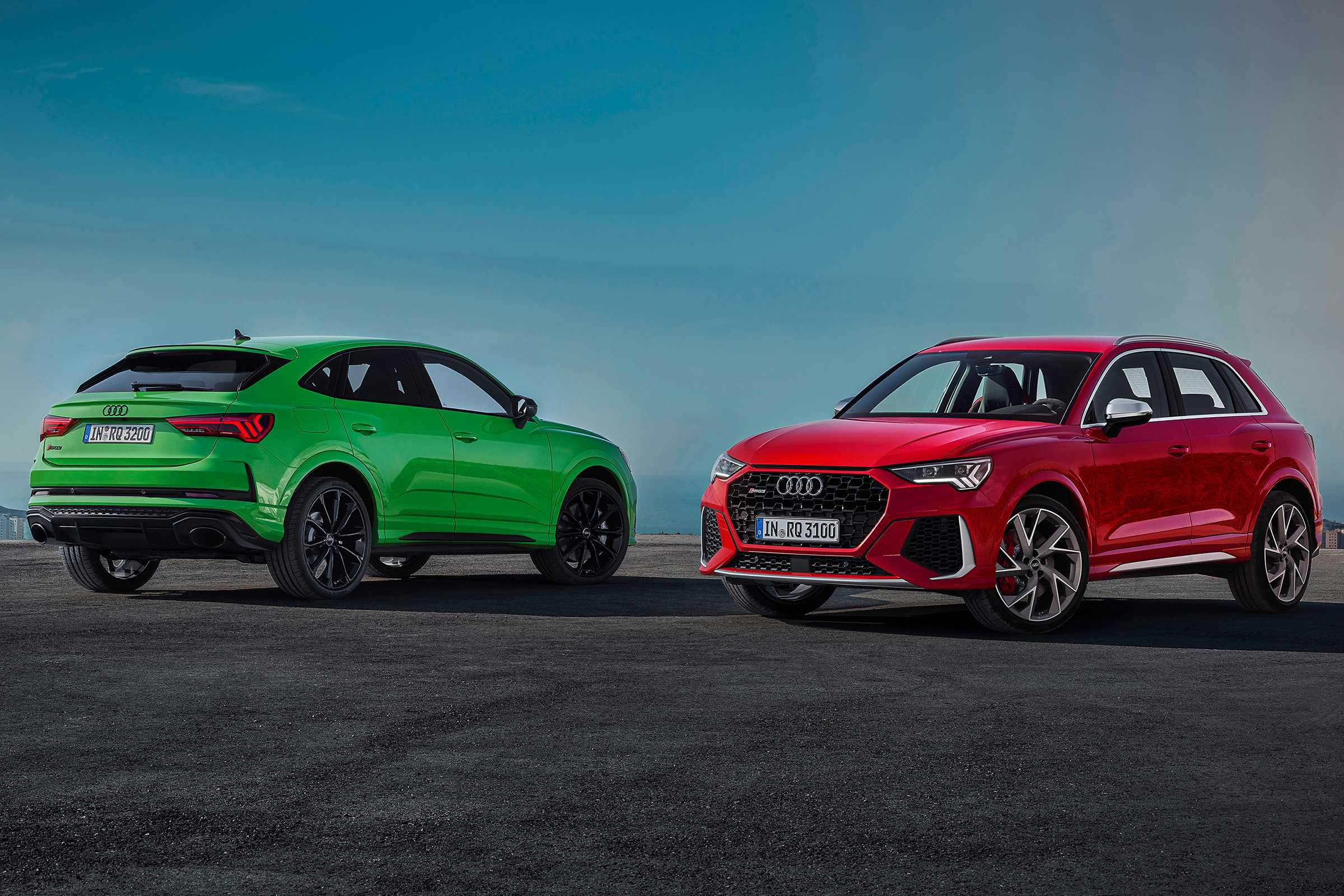 New Audi Rs Q3 And Rs Q3 Sportback Launched With 395bhp Auto Express