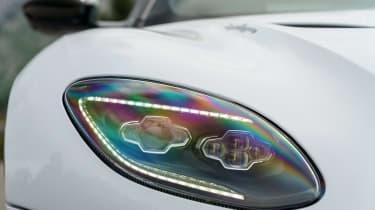 Aston Martin DBS Superleggera - headlight
