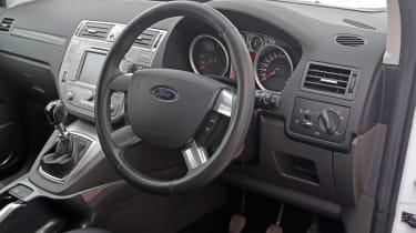 Used Ford Kuga - dash