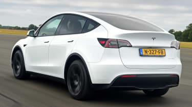 Tesla Model Y - rear