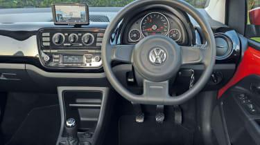 Volkswagen Move up! dash