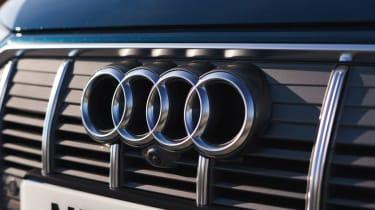 Audi e-tron - Audi badge
