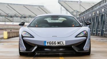 McLaren 570S Track Pack - full front
