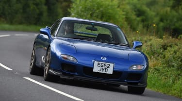 Mazda RX-7 - front