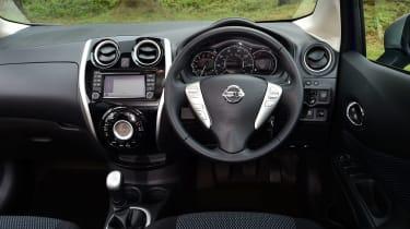 Nissan Note - interior