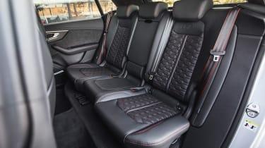 Audi RS Q8 - rear seats