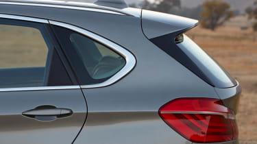 BMW 2 Series Active Tourer 2014 rear detail