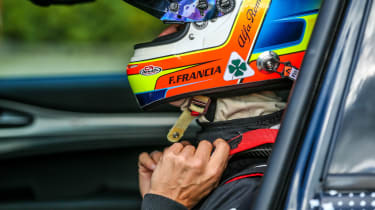 Alfa Romeo Stelvio Nurburgring 8