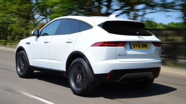 Jaguar E-Pace - rear