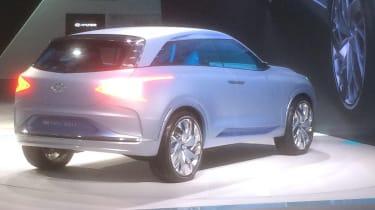 Hyundai FE Fuel Cell Concept  rear