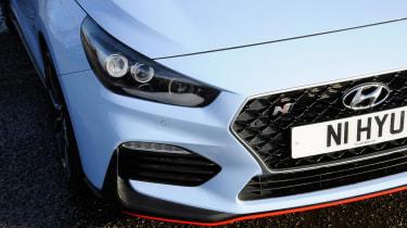 Hyundai i30 N - headlight