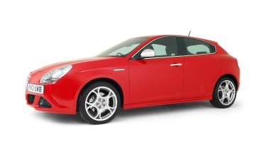 Used Alfa Romeo Giulietta - front static