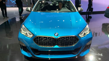 BMW 2 Series Gran Coupe - Los Angeles full front