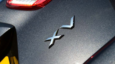 Subaru XV - XV badge