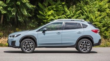 2018 Subaru XV - side