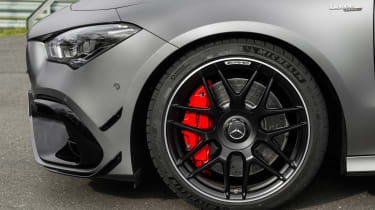 Mercedes-AMG CLA 45 - wheel