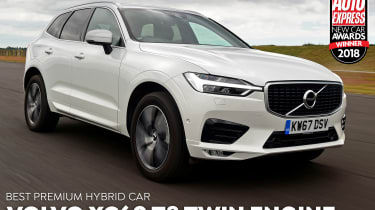 Volvo XC60 T8 - 2018 Premium Hybrid Car of the Year