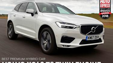 Volvo XC60 T8 - 2018 Premium Hybrid Car of the Year