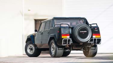 Lot 7 – 1988 Lamborghini LM002