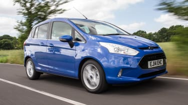 Used Ford B-MAX - front action