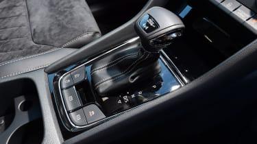 Skoda Kodiaq Sportline - gear lever