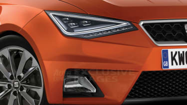 SEAT chairman reveals the new Ibiza will follow the brand's latest formula for car design - what they call 'Leon-ising' the brand.
