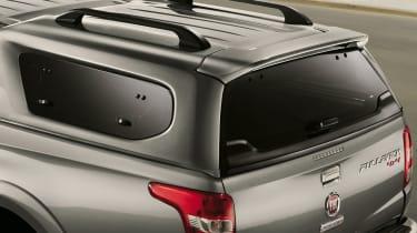 Fiat Fullback pick-up - mopar bed box