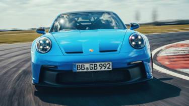 Porsche 911 GT3 - full front