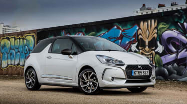 Used DS 3 - front