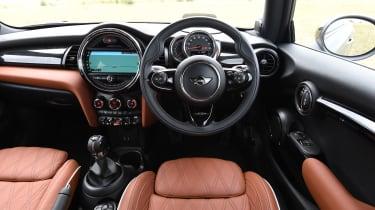 MINI Cooper S - dash