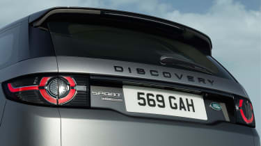 Land Rover Discovery Sport rear lights