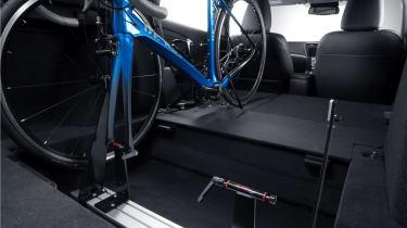 Honda Civic Tourer bike rack - 4