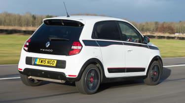 Renault Twingo - rear
