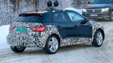 Audi A1 Allroad - spyshot 6