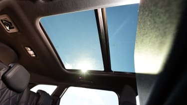 Peugeot 5008 - sunroof