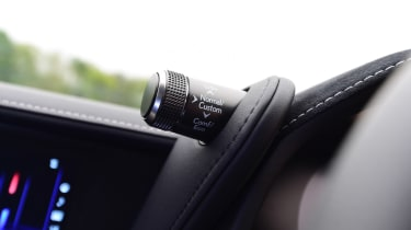 Lexus LC 500h - drive mode